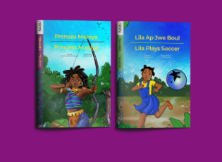 NABU Publishing Launches Original Storybook Collection from Haitian Artists Featuring A New Kind Of Female Protagonist.