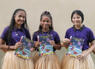 UNICEF partners with NABU to teach Pacific children how to stay safe in this pandemic