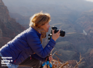 National Geographic photographer Annie Griffiths on breaking the glass ceiling and why visual storytelling is a powerful return on investment