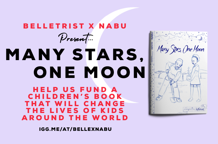 'Many Stars, One Moon' world-changing children's book